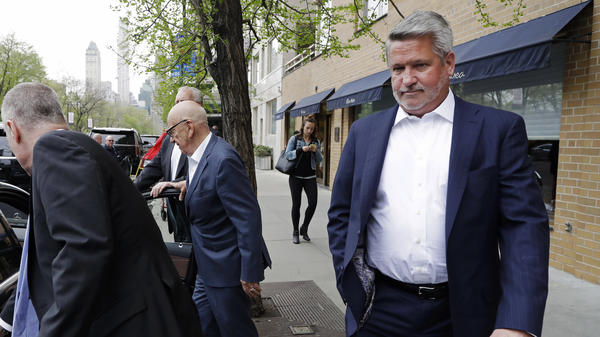 Bill Shine resigned as co-president of Fox News in May 2017 in the aftermath of sexual harassment scandals at Fox that led to high-profile departures.