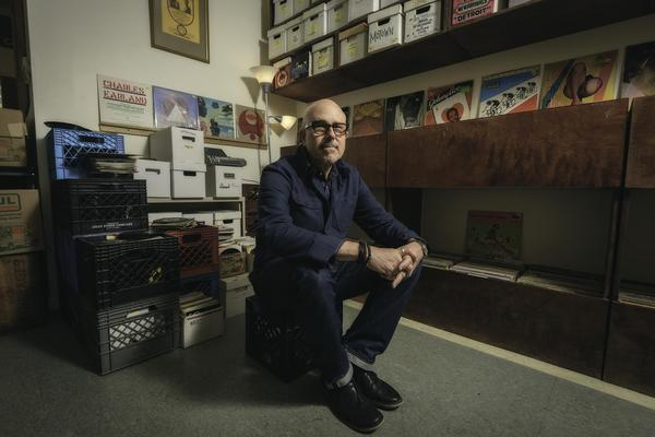 Author Michael Zadoorian's new novel tells a coming of age story centered around the music of 1970s Detroit.