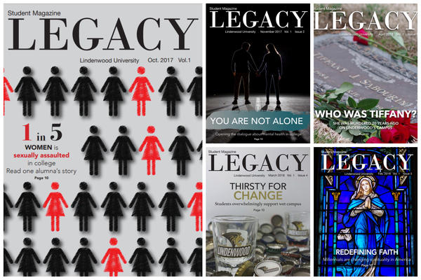 The Legacy magazine will cease physical publication. University officials said it will continue in an online format.