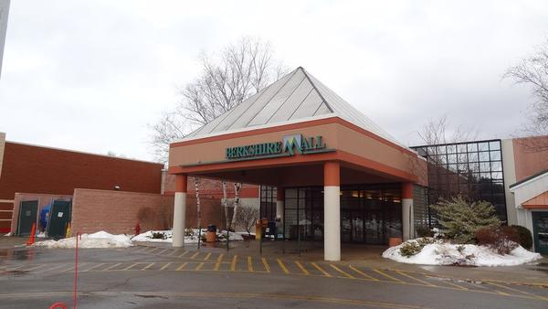 The Berkshire Mall in Lanesbourough, Massachusetts
