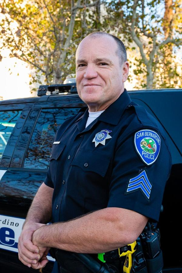 Gary Schuelke, a police watch commander, raced to the scene of a holiday party in San Bernardino, Calif., where he and his fellow officers faced gunfire from terrorists.