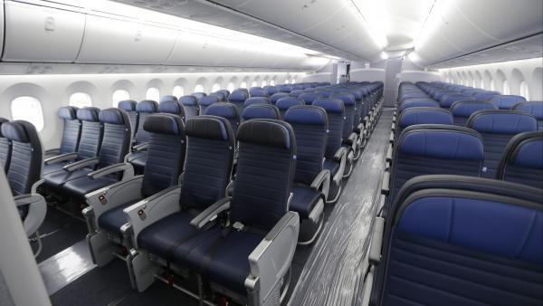 The FAA declined to regulate seat size and pitch on airlines, saying current dimensions do not present a safety hazard.