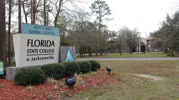 Florida State College at Jacksonville's Nassau Center in Yulee is pictured.
