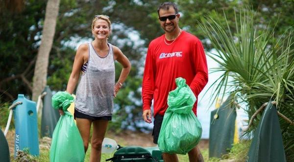 Tampa Bay Watch will be trying to remedy the damage from Fourth of July celebrations during its post-4th Coastal Cleanup on Saturday.
