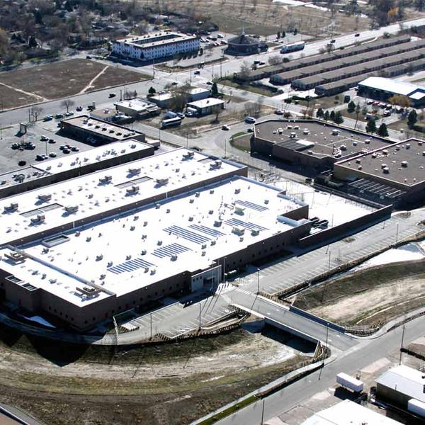 A U.S. Immigration and Customs Enforcement detention facility in Aurora, Colo., holds an estimated 50 parents separated from their children at the border.