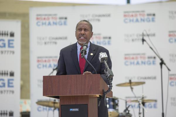 Daryl Rouson, Florida Senator, District 19.