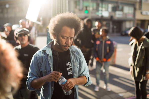 "Boots Riley said one of the key themes in the film is that, ""There is a  way for us to change things."" He sees that same theme in Detroit."
