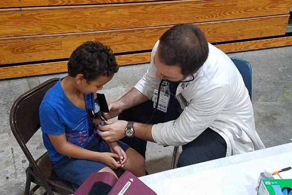 Members of the Back-to-School Coalition are trying to ensure students get their immunization shots, regardless of their financial status.