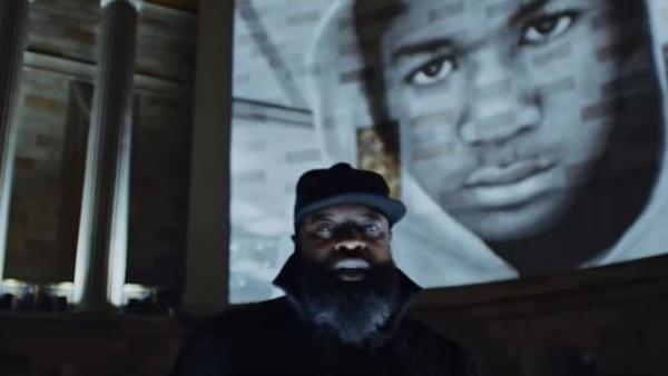 "Black Thought's ""Rest in Power."""