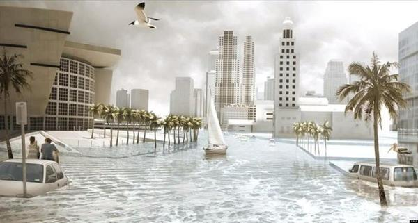 Planners from Miami-Dade, Broward, Palm Beach and Monroe counties agree on a projection of possibly two feet of sea-level rise by 2060 and possibly six feet by 2100. Local leaders are working on strategies to offset the economic impacts.