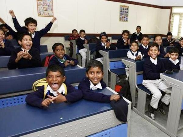 Students in India have begun to engage in creative activities as a part of newly launched program by the Delhi government to shift emphasis onto mental health well-being