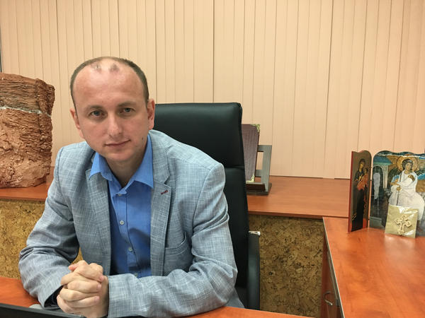 Milan Knezevic, a lawmaker with the Democratic Front, the anti-NATO party which is Montenegro's main opposition, has been implicated in the coup investigation. He denies any involvement and says the governing party fabricated the coup allegations to cover up its corruption and to jail its political opponents.