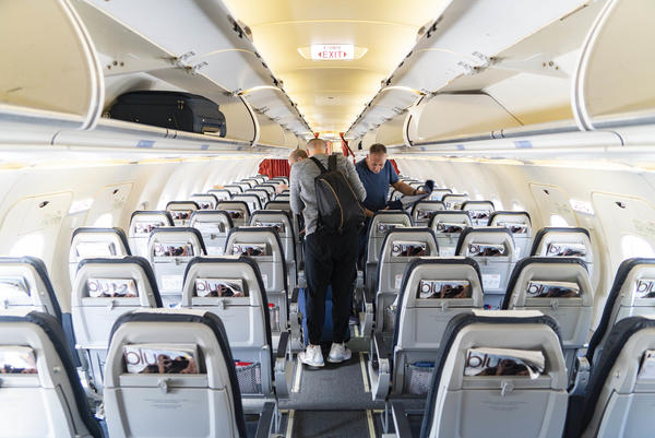 The Federal Aviation Administration is refusing to regulate the size of airline seats, saying it sees no evidence that filling smaller seats with bigger passengers slows emergency evacuations.