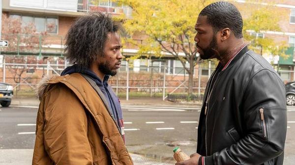 Kendrick Lamar starred opposite 50 Cent in his acting debut on <em>Power</em>.