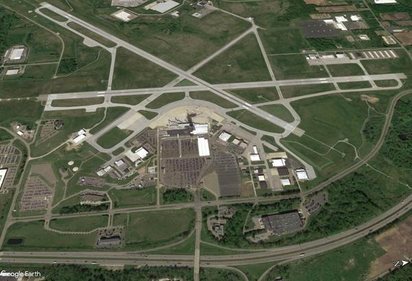 Akron-Canton Airport has named its next president and CEO