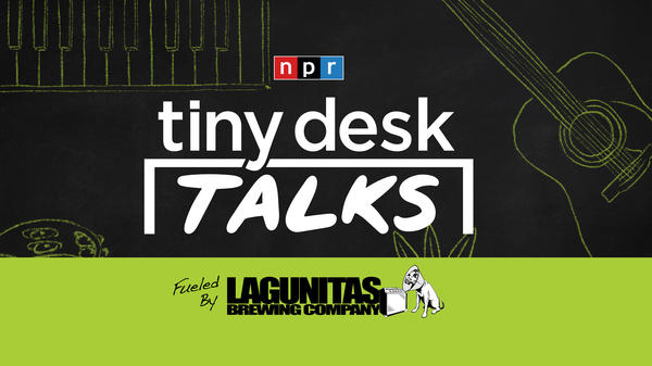 Coming this fall: Tiny Desk Talks.