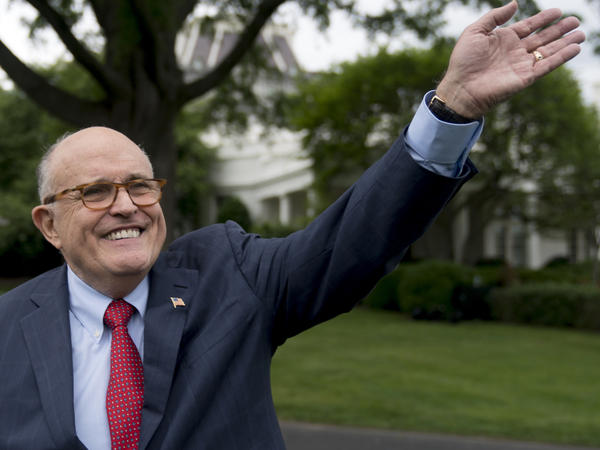"Rudy Giuliani, an attorney for President Donald Trump, says he has made the ""last, best offer"" under which Trump could give an interview to Justice Department special counsel Robert Mueller."