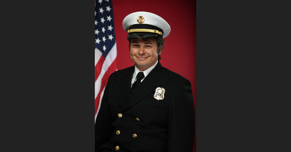 Draper Battalion Chief Matt Burchett was killed while battling the largest fire in California history.