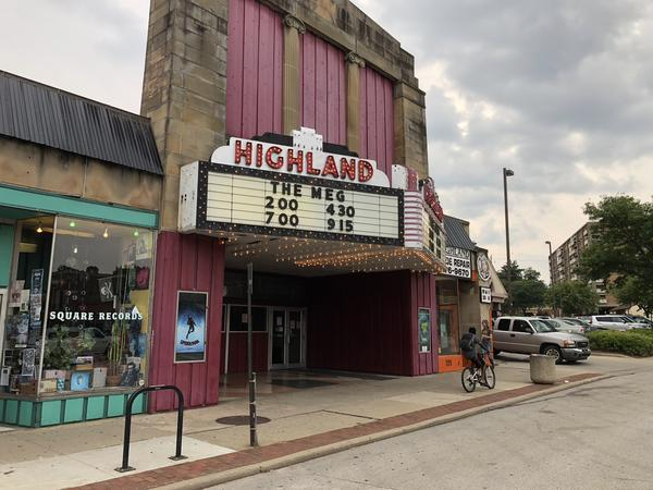 Highland Square Akron >> Highland Square Welcomes Akron Centric Film Festival Wosu Radio