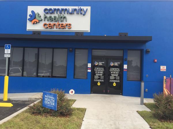 Pine Hills Family Health Center in Orlando.