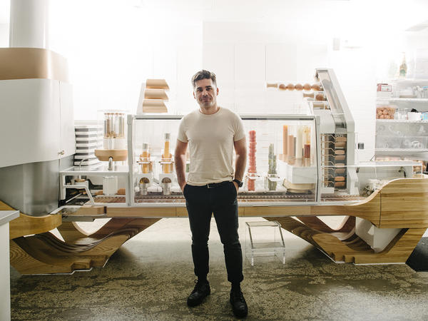 Alex Vardakostas had a dream about creating a robot burger-maker in college. He's now poised to open a restaurant with his Creator Burger robot in September.