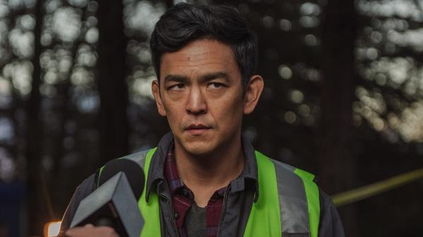 John Cho stars as a Silicon Valley widower whose 16-year-old daughter has disappeared in <em>Searching</em>.