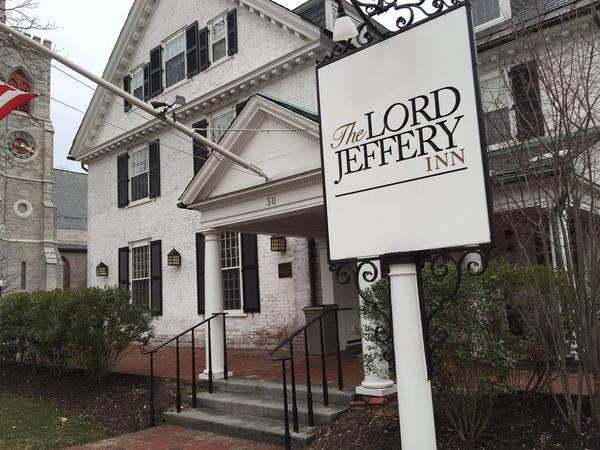 The Lord Jeffery Inn is owned by Amherst College.