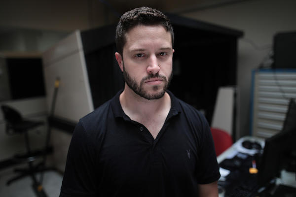 Cody Wilson, the founder of Defense Distributed, said he received 400 orders for the blueprints for 3D-printable guns during a news conference Tuesday.