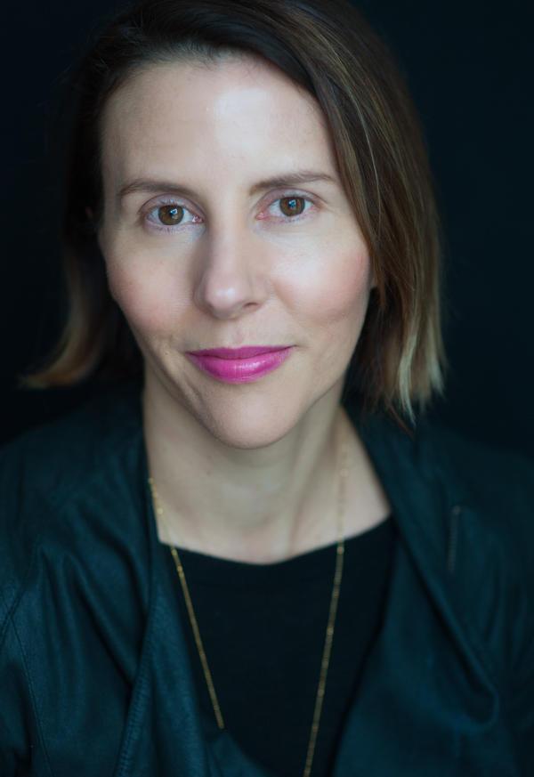 Novelist Frances de Pontes Peebles