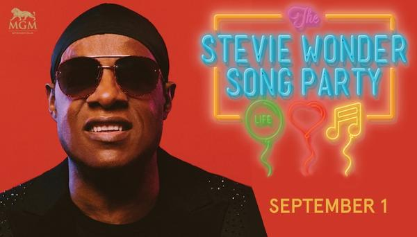 MGM Springfield is bringing Stevie Wonder to the MassMutual Center September 1, spending an undisclosed amount of money, but banking that the entertainment value will be worth it.