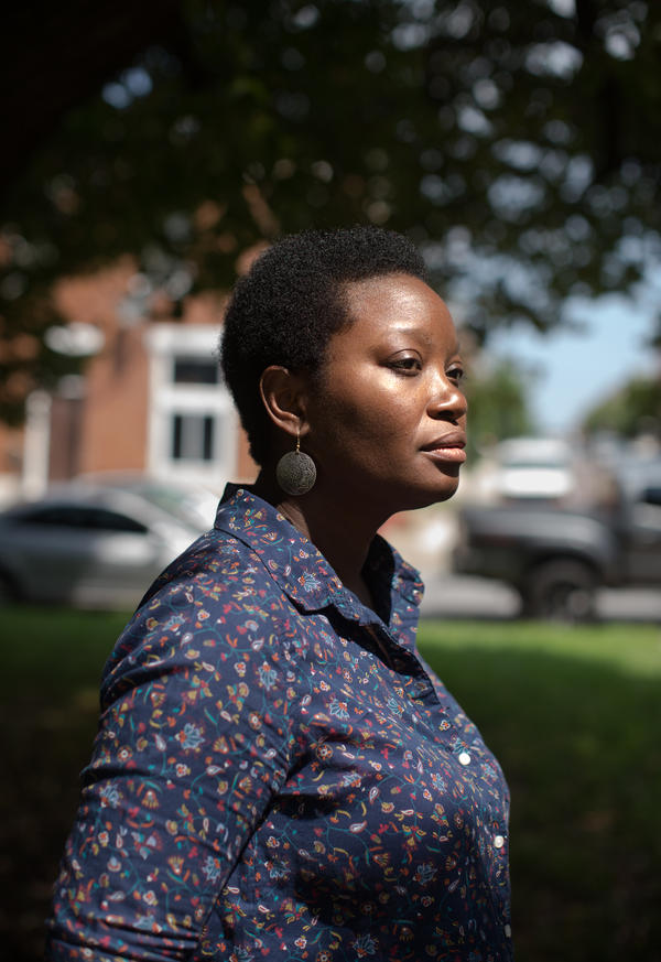Southerland is studying for a master's degree and currently works as a legal assistant. She wants to purchase a home in Baltimore City, where she was born and raised.