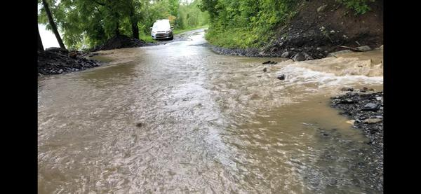 Seneca County flooding