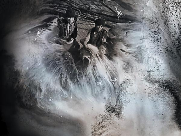 A still from <em>The Unchanging Sea</em>.