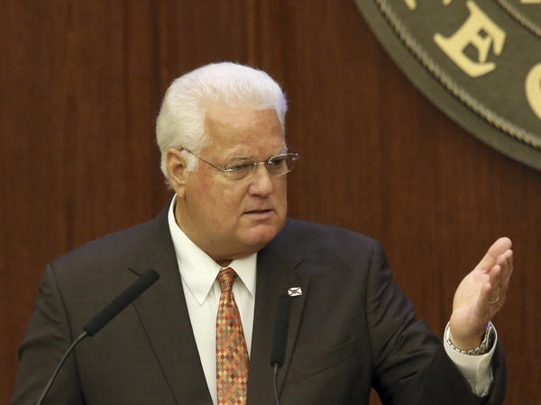 A federal judge ruled Friday that Florida Secretary of State Kenneth Detzner (shown in 2016) must ensure that local election officials comply with the Voting Rights Act of 1965 by providing Spanish-language sample ballots.