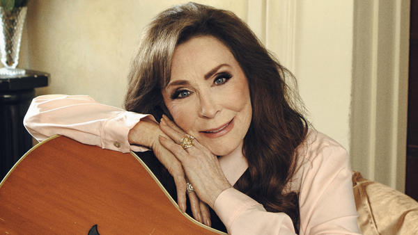 Loretta Lynn's <em>Wouldn't It Be Great</em> comes out Sept. 28.