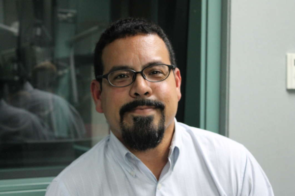 Fernando Rivera is director of UCF's Puerto Rico Research Hub.