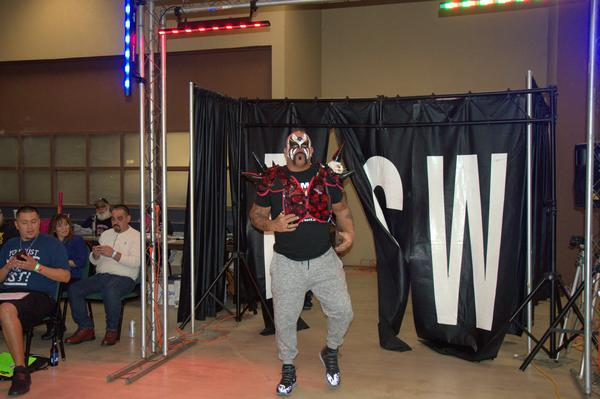 """Former pro wrestler Joseph """"Road Warrior Animal"""" Laurinaitis is one of the plantiffs in the suit."""