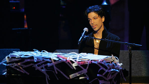 Prince's first posthumous album, <em>Piano & A Microphone 1983, </em>is out now.