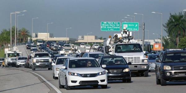 Miami-Dade County is set to vote on expanding the 836 expressway that would spread outside the Urban Development Boundary.