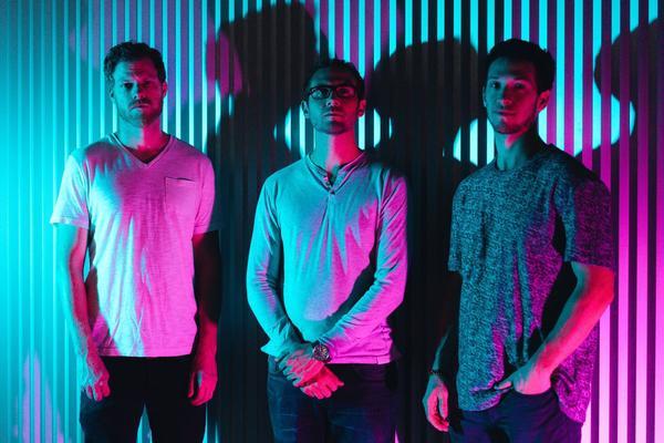 Brian Robertson (left), Nick Tannura (middle) and Aaron Gluekauf (right) are Lemon City Trio.