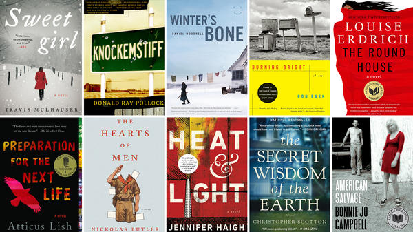"""""""Anger isn't something that is solely a rural, American, white guy emotion,"""" says novelist Nickolas Butler. Below, he and Jennifer Haigh recommend books about a range of American experiences."""