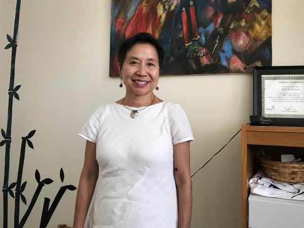Anh Vu Sawyer is the executive director of the Southeast Asian Coalition in Worcester, Mass. She says more detailed data on Asian-Americans could help secure more funding for services to immigrants from Vietnam, Burma and other Southeast Asian countries.
