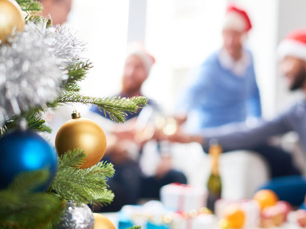 Office holiday functions do serve a legitimate business purpose: They can boost morale and reward workers for jobs well done.