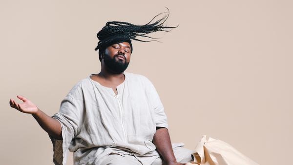 Tunde Olaniran's new album, <em>Stranger</em>, comes out Oct. 5.