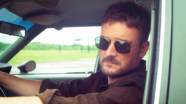 Eric Church's new album, <em>Desperate Man</em>, comes out Oct. 5.