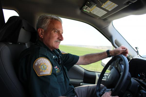 "Montezuma County, Colorado sheriff's deputy Dave Huhn is known locally as ""the water sheriff."" He's tasked with enforcing complicated and confusing water statutes."