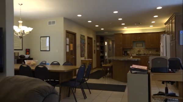 A look inside the Beacon House, a residential treatment facility in Wooster.