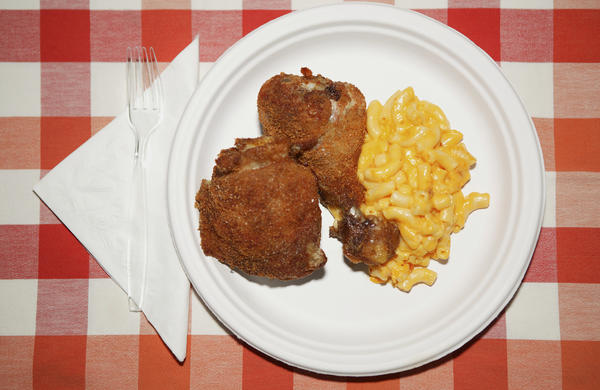 Fried chicken and mac and cheese: A study suggests Southern cuisine may be at the center of a tangled web of reasons why black people in America are more prone to hypertension than white people.