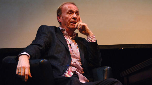 Geoff Emerick at the University of The Arts in Philadelphia, 2006.