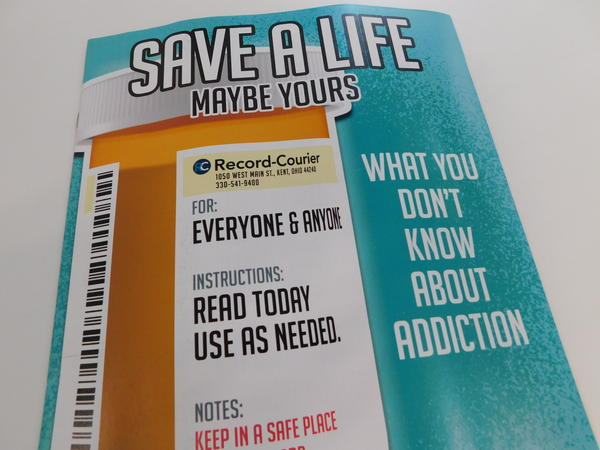 The resource guide offers information to help parents talk to their children about addiction.